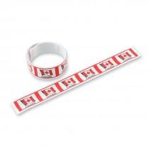 Canadian Slap Bracelets