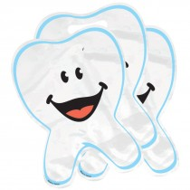 Tooth Shaped Bags