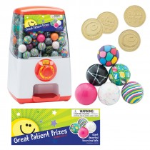 "Bouncing Ball Compact 20"" Vending Machine Starter Pack"