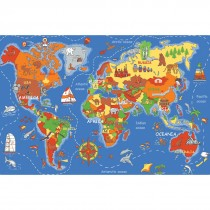Where in the World Play Carpet