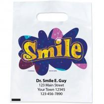 Custom Colourful Smile Bags