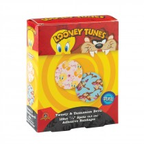 First Aid Looney Tunes Taz & Tweety Spot Bandages