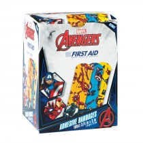 Captain America, Black Panther & Iron Man Bandages