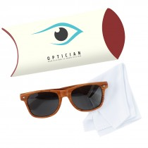 Custom Pillow Pouch Eye Care Kit