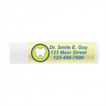 Custom SmileCare Vanilla Lip Balm - Full Color