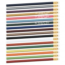 Custom Regular and Neon Pencils