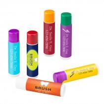 250 Custom Full Color Lip Sips Lip Balm