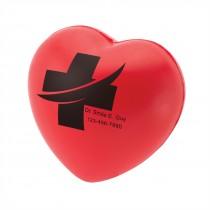 Custom Heart Stress Ball