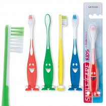 SmileCare Youth Smiley Suction Toothbrush