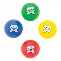Happy Tooth Stress Balls