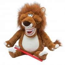 SmileMakers® Leo the Lion Dental Puppet