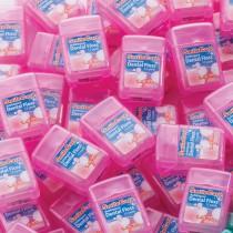 12 Yards Waxed Bubblegum Floss - 720 Pieces