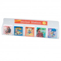 Sticker Box Rack