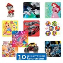 Specialty Sticker Sampler