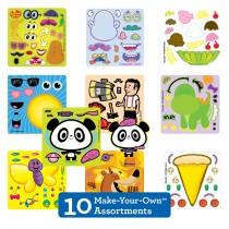 Make-Your-Own™ Sticker Sampler