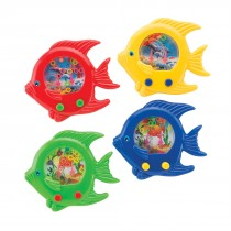 Fish Water Games