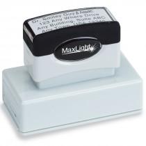 Custom 4 Line Address Stamp