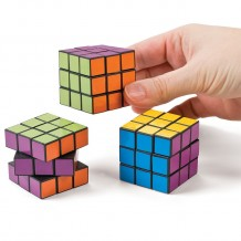Colour Puzzle Cubes