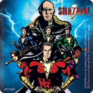 Shazam! Stickers