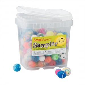 Amazing Bouncing Balls Sampler