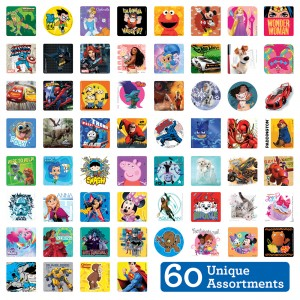 SmileMakers MEGA Sticker Sampler