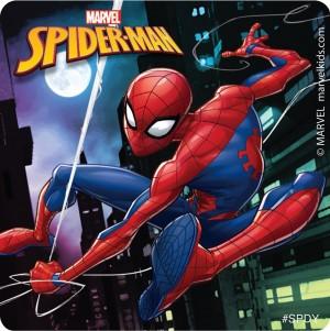 Spider-Man™ Stickers