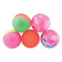 30mm Assorted Colourfu Bouncing Balls