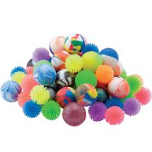 Bouncing Balls and Spike Balls Value Pack