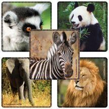 favourite Animals Stickers