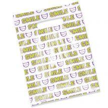 Scatter Print Smile, Smileà Bags