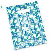 Scatter Print Floss Block Bags