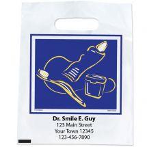 Custom Simple Dental Items Bag