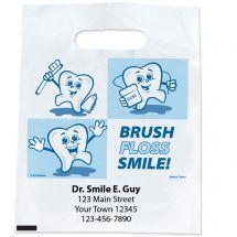 Custom Dancing Tooth Bags