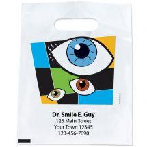 Custom Geometric Eyes Bags