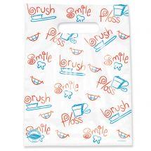 Scatter Oxobiodegradable Brush, Floss, Smile Bags
