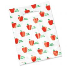 Scatter Print Stay Healthy Bags