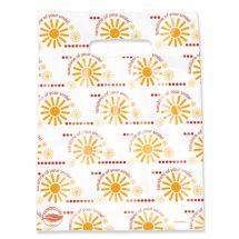 Oxo-Bio Scatter Sunshine Smile Bags