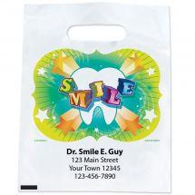 Custom Smile Stars Bags