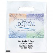 Custom Regular Dental Visits Bags