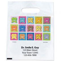 Custom Shining Teeth Bags