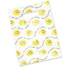 Scatter Smiley Guy Bags