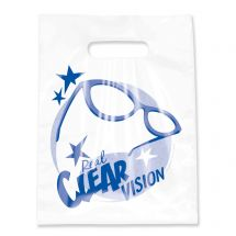 Clear Real Clear Vision Bags