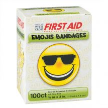 First Aid Emojis Bandages - Case
