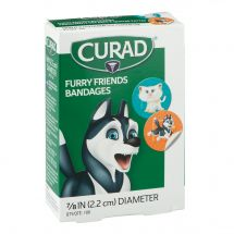 Curad® Furry Friends Spot Bandages
