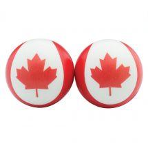 Maple Leaf Stress Balls