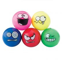 30mm Crazy Face Bouncing Balls