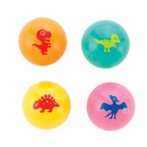 30mm Dino Cuties Bouncing Balls
