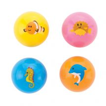 30mm Sea Life Cuties Bouncing Balls