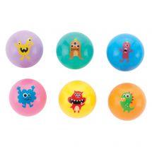 30mm Little Monsters Bouncing Balls