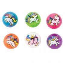 Giant Unicorn Rubber Balls